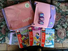 LeapFrog LeapPad Interactive Book Learning System for Sale!