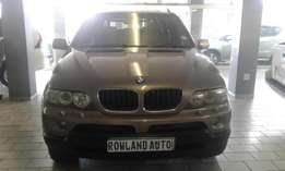 2006 bmw x5 3.0 tdi auto for sell R150000