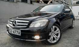 2008 Mercedes-Benz C200 Komp KCD Auto Petrol. Super clean with sunroof