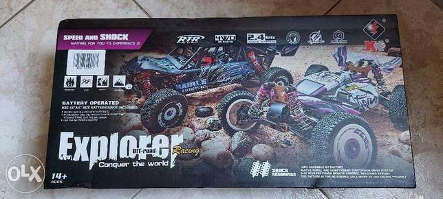 WLtoys 124019 RTR 1/12 Scale