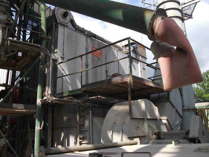 BMD Dust Collector 560 M² - 1987 - image 4