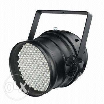 2 par led RGBY model spd015 new not used,300,000L 2pcs