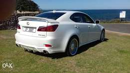 Superb Lexus IS 250 auto