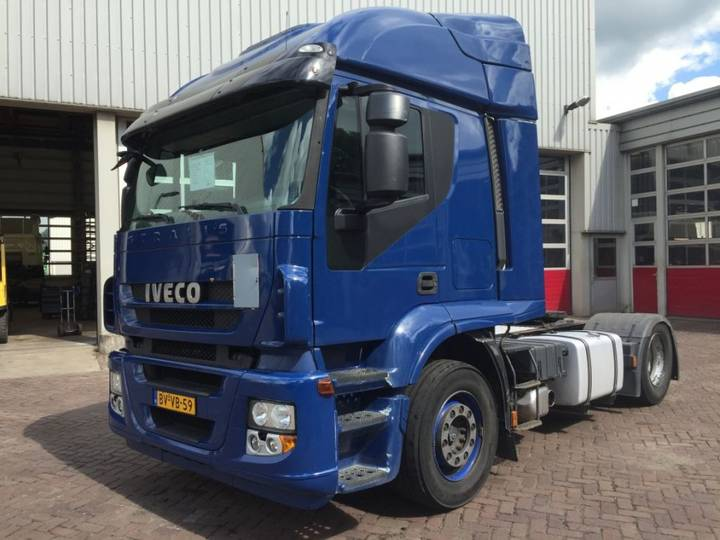 Iveco Stralis At440s36t Euro 5 - 2009