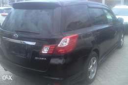 subaru exiga 7 seater. kck black, beige and silver each 1.35m