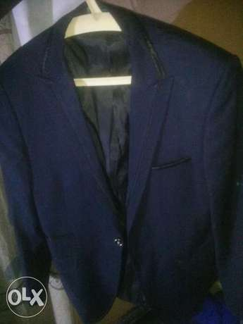 Grey and Blue suit for urgent sale Ife Central - image 2