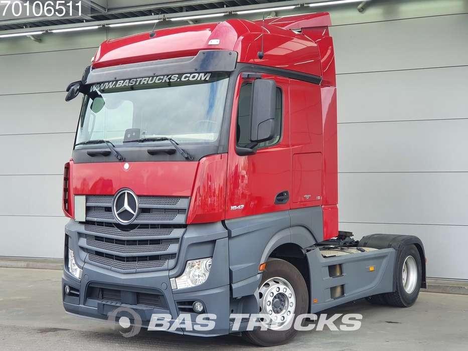 Mercedes-Benz Actros 1842 LS 4X2 Retarder Standklima Euro 6 ACC - 2015