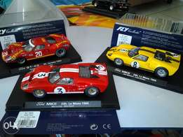 ford gt 40,mk11, fly new in boxes