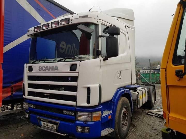 Scania 580 - 2001