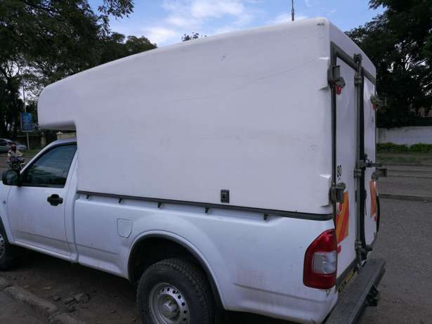 Rear body / Topper for Dmax Pickup Nakuru East - image 1
