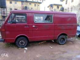 Volkswagen LT 35, petrol bought from Europe, Austria for personal use
