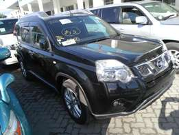 Nissan Xtrail New shape 2011
