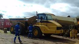 2004 CAT 725 for sale, 5 available,