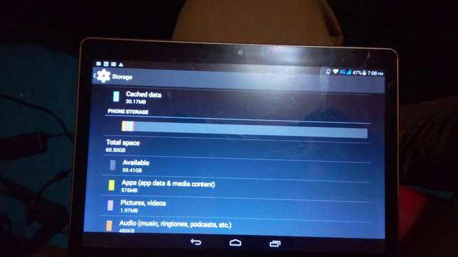 """Android Tablet 10"""" screen Tudor Four - image 5"""