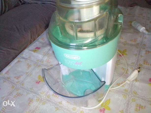 Juice maker from Italy