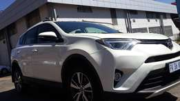 2016 Toyota Rav4 2.0 Automatic Available for Sale