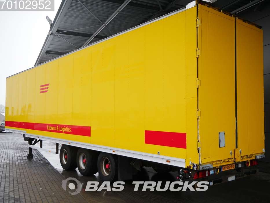 Talson F1227 BPW Liftachse Mega Confectie-Kleider - 2004