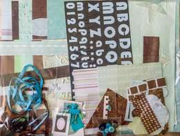Scrapbook Craft Packs