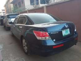 super clean honda accord 2008 First Body,(toks standard)