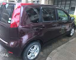 Nissan Note Year 2010