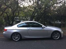 BMW 3 Series Coupe M Sports Package priced for quick sale!
