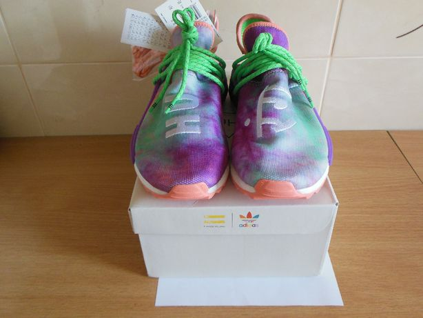 Adidas PW HU HOLI NMD MC Tie Dye AC7034 pharrell williams