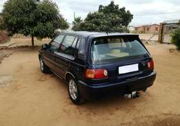 Toyota Tazz 130 for sale R17,000