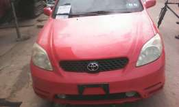 Toyota matrix New arrival very clean