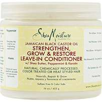 SheaMoisture Jamaican Black Castor Oil Leave-In Conditioner 16oz
