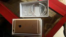 Iphone 6s 128gb gold almost new