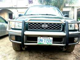 Pathfinder car in good condition