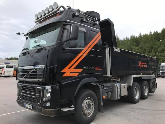 Volvo Fh700 Dumper - 2010