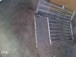 Galvanized Strong Safety Gate
