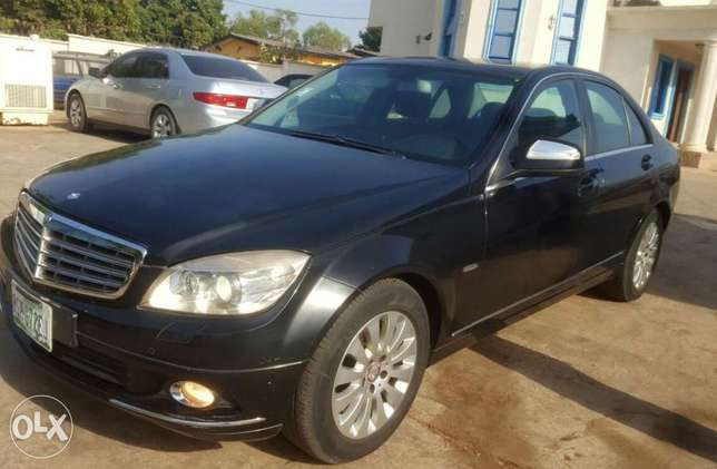 2010 Mercedes-Benz C350 Elegance for sale Abuja - image 1