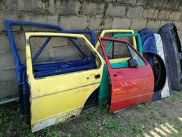Golf 1 body parts for sale