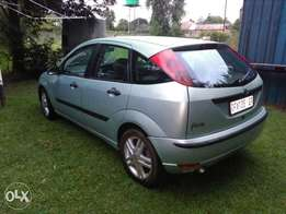 ford focus 2004 body parts stripping