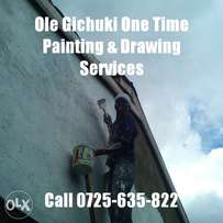 Ole Gichuki One time Painting And Drawing Services