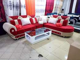 Seven seater l shaped seats at ksh65000