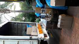 We provide a full house and office furniture removal service
