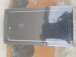 Brand new iphone7 plus jet black 256gb factory unlock for sell