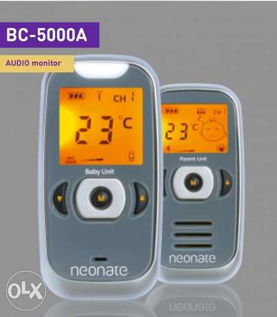 neonate BC-5000A Baby Monitor