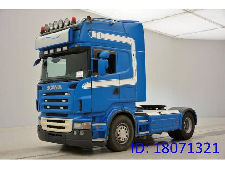 Scania R500 Topline - 2007