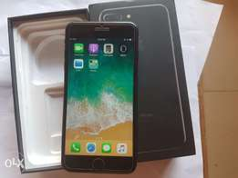 Mint yankee used iphone 7 plus 128gb jet black for sale