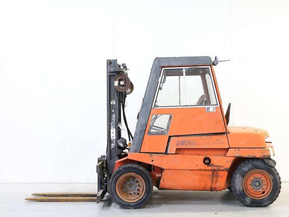 Linde H40d/332 - 1986