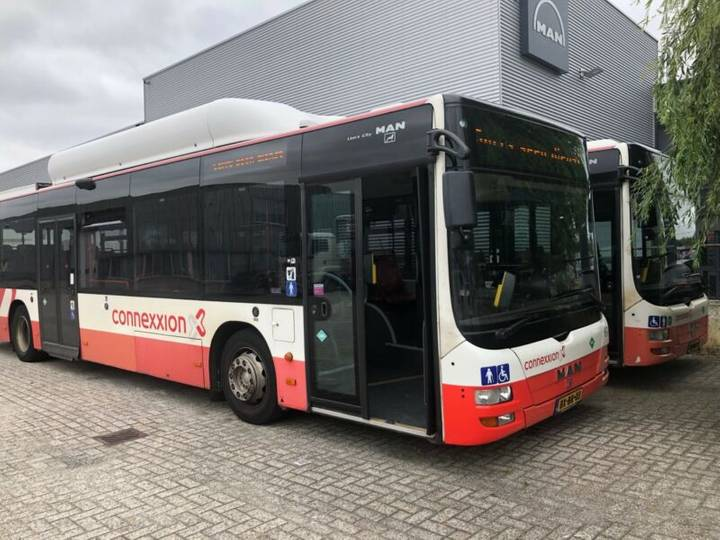 MAN A21 /CNG/ EURO 5 /EEV/ 20 X - 2009