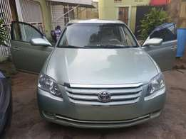 Toyota Avalon XLS 2008 Foreign Used For N2.850M