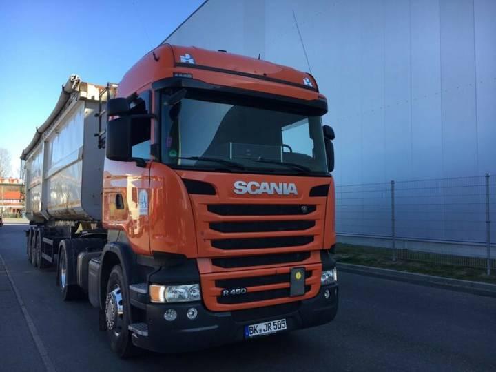 Scania R / 450 - 2014