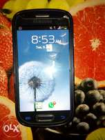 Samsung Galaxy S3 mini (Neatly Used) for Sale | N13,000