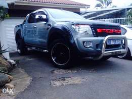 Ford ranger 3.2 auto 4 by 2