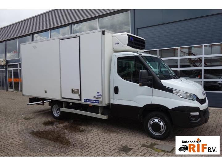 Iveco Daily 50C14 CNG/ Kuhlkoffer/ Carrier/ Lamberet - 2014
